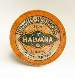 Halvana Halvana - Hummus, Hot Chilli