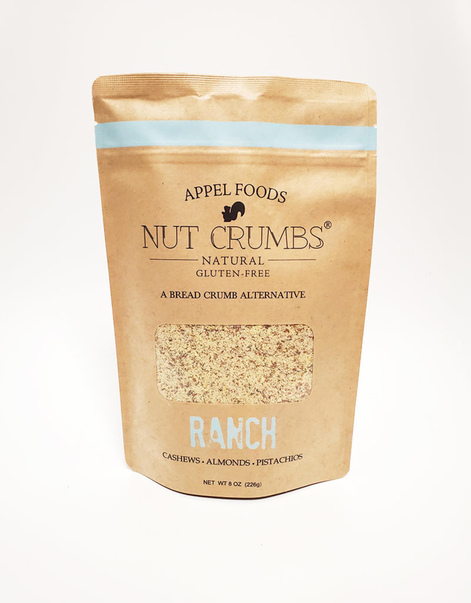 Appel Foods Appel Foods - Nut Crumbs, Ranch