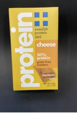 Swedish Protein Swedish Protein - Crackers, Cheese - 60g