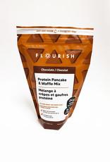 Flourish Flourish - Pancake Waffle Mix Chocolate (430g)