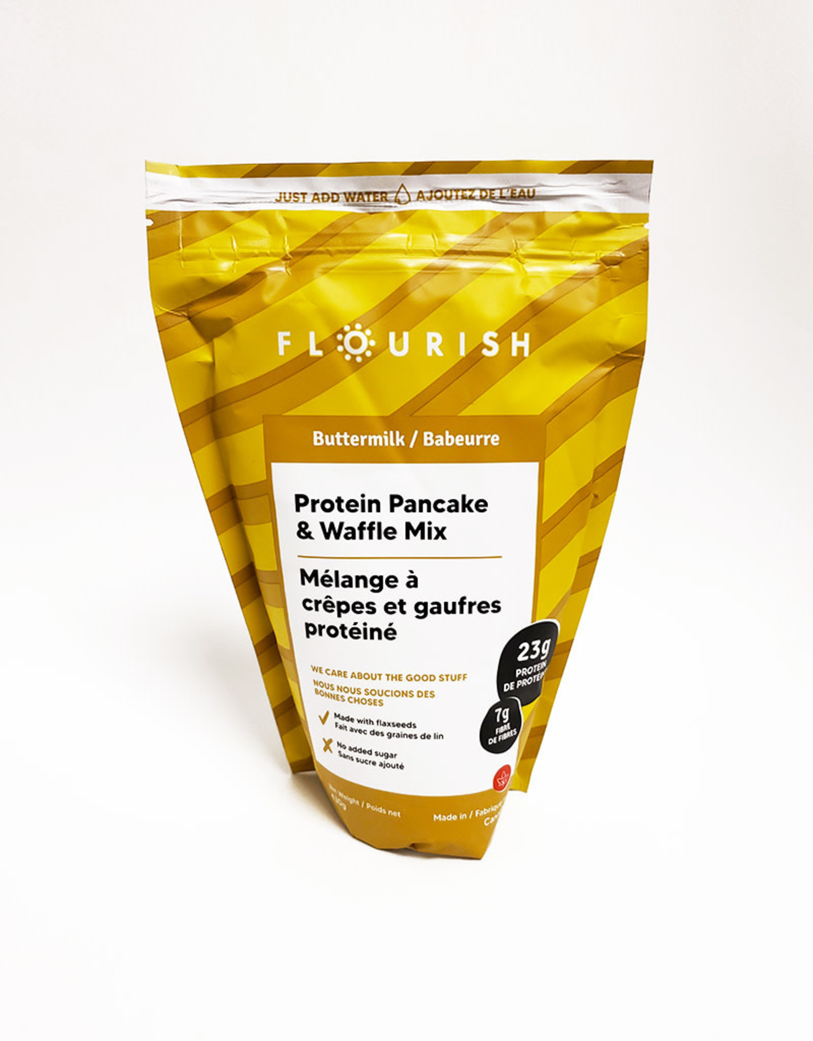 Flourish Flourish - Pancake Waffle Mix Buttermilk (430g)