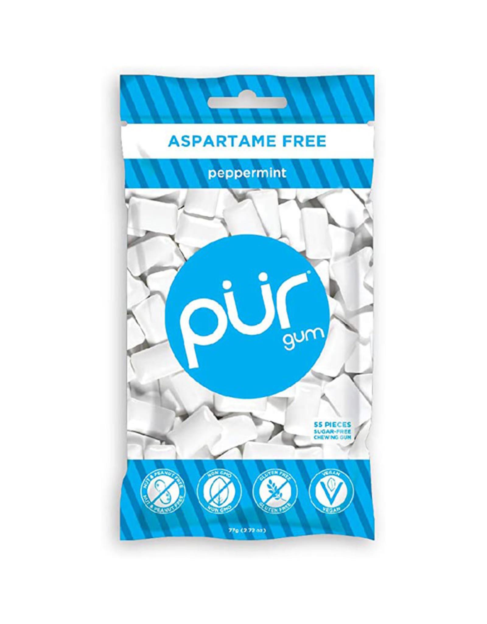 PUR PUR - Gum, Peppermint (55pc)