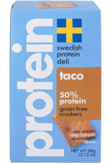 Swedish Protein Swedish Protein - Crackers, Simply Seed -70g