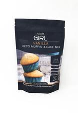 Farm Girl Farm Girl- Keto Muffin & Cake Mix, Vanilla