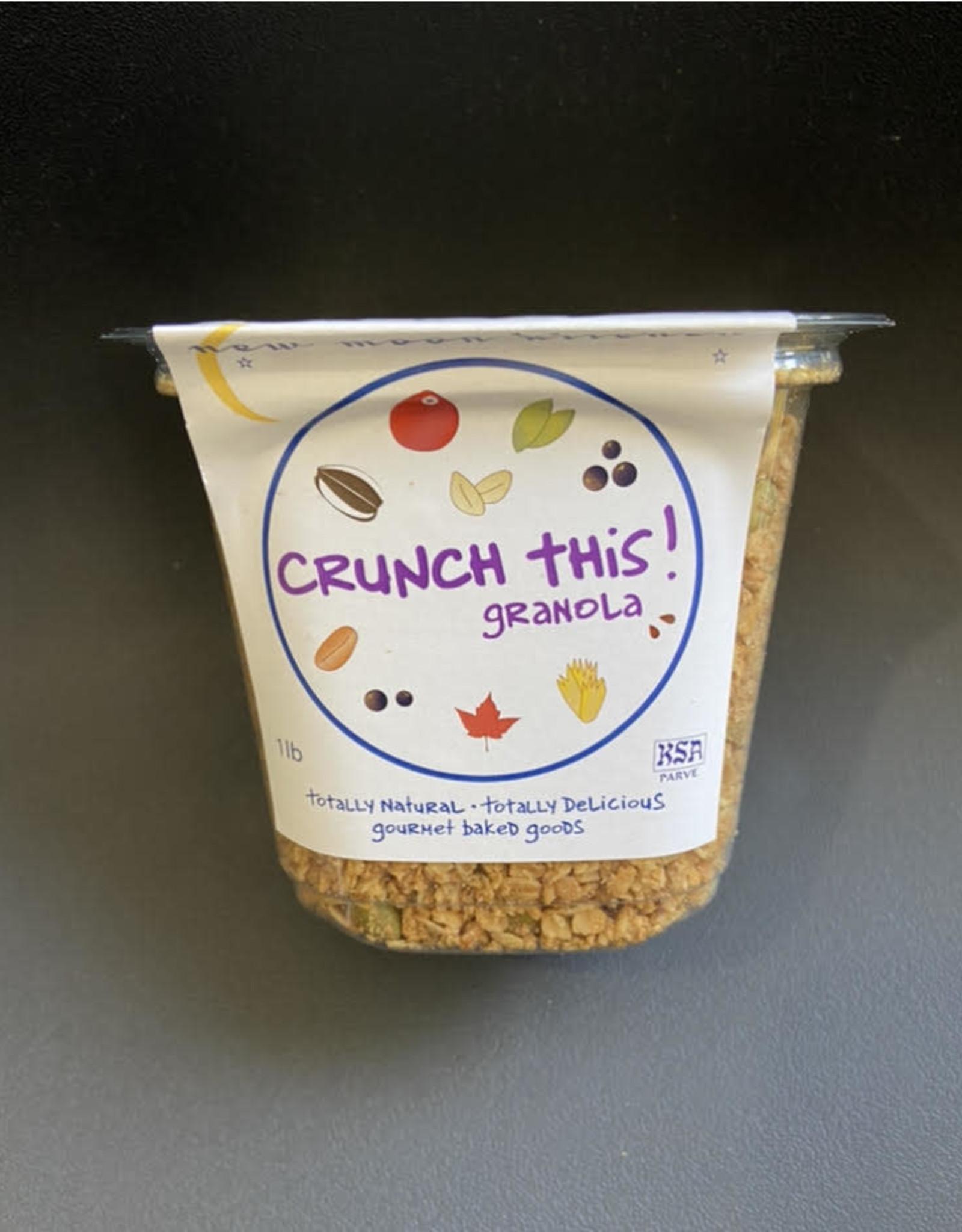New Moon Kitchen New Moon Kitchen - Crunch the Granola (1lb)