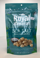 Royal Hawaiian Royal Hawaiian - Sea Salt Macadamias (113g)