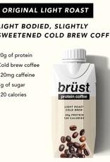 Brust Brust Protein Coffee - Light Roast -330 ml