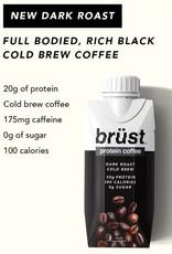 Brust Brust Protein Coffee - Dark Roast -330 ML