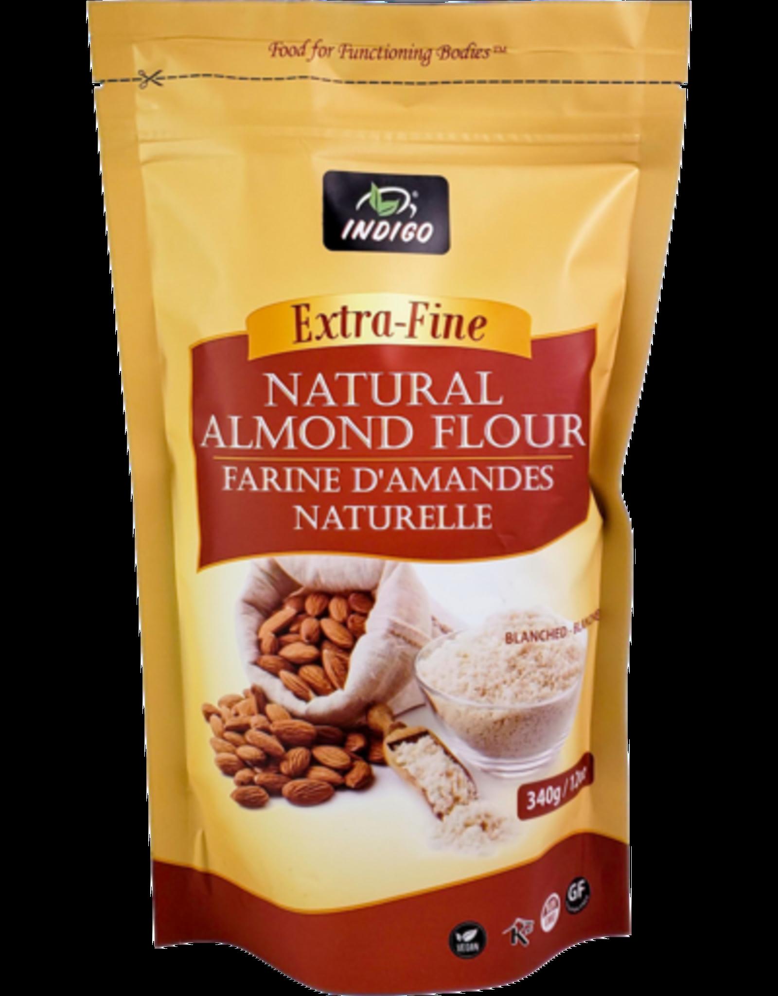 Indigo Indigo -Almond Flour, 340g