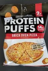 Shrewd Food Shrewd Food - Protein Puffs, Brick Oven Pizza, 21g