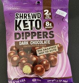 Shrewd Food Shrewd Food - Keto Dippers, Dark Chocolate, 34g