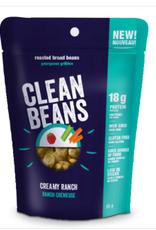 Clean Bean Clean Beans-Roasted Broad Beans, Creamy Ranch , 85g