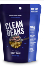 Clean Bean Clean Beans-Roasted Broad Beans, Smoky Bacon, 85g
