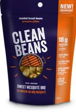 Clean Bean Clean Beans-Roasted Broad Beans, Sweet Mesquite BBQ, 85g