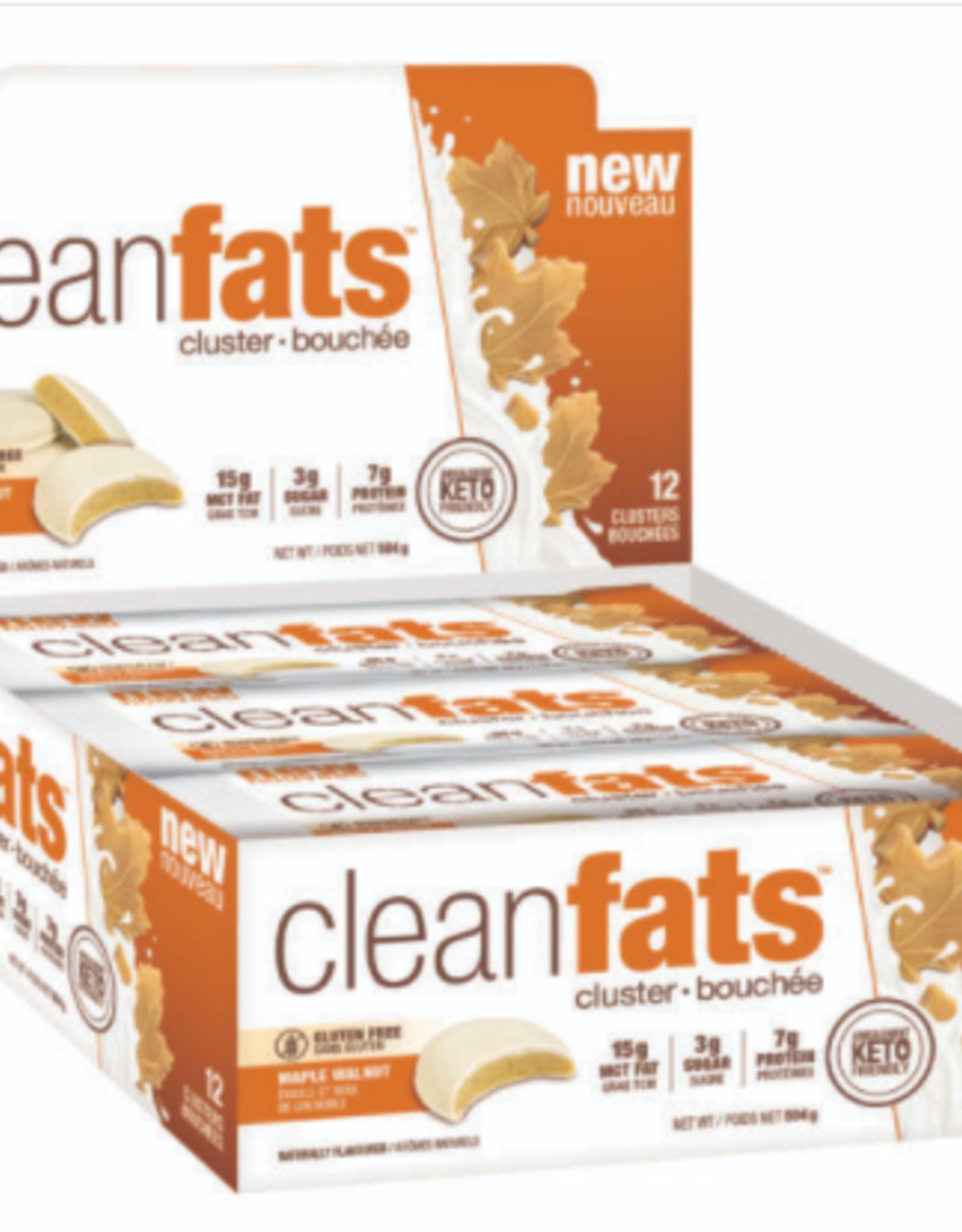 Clean fats Clean Fats - Maple Walnut, 42g
