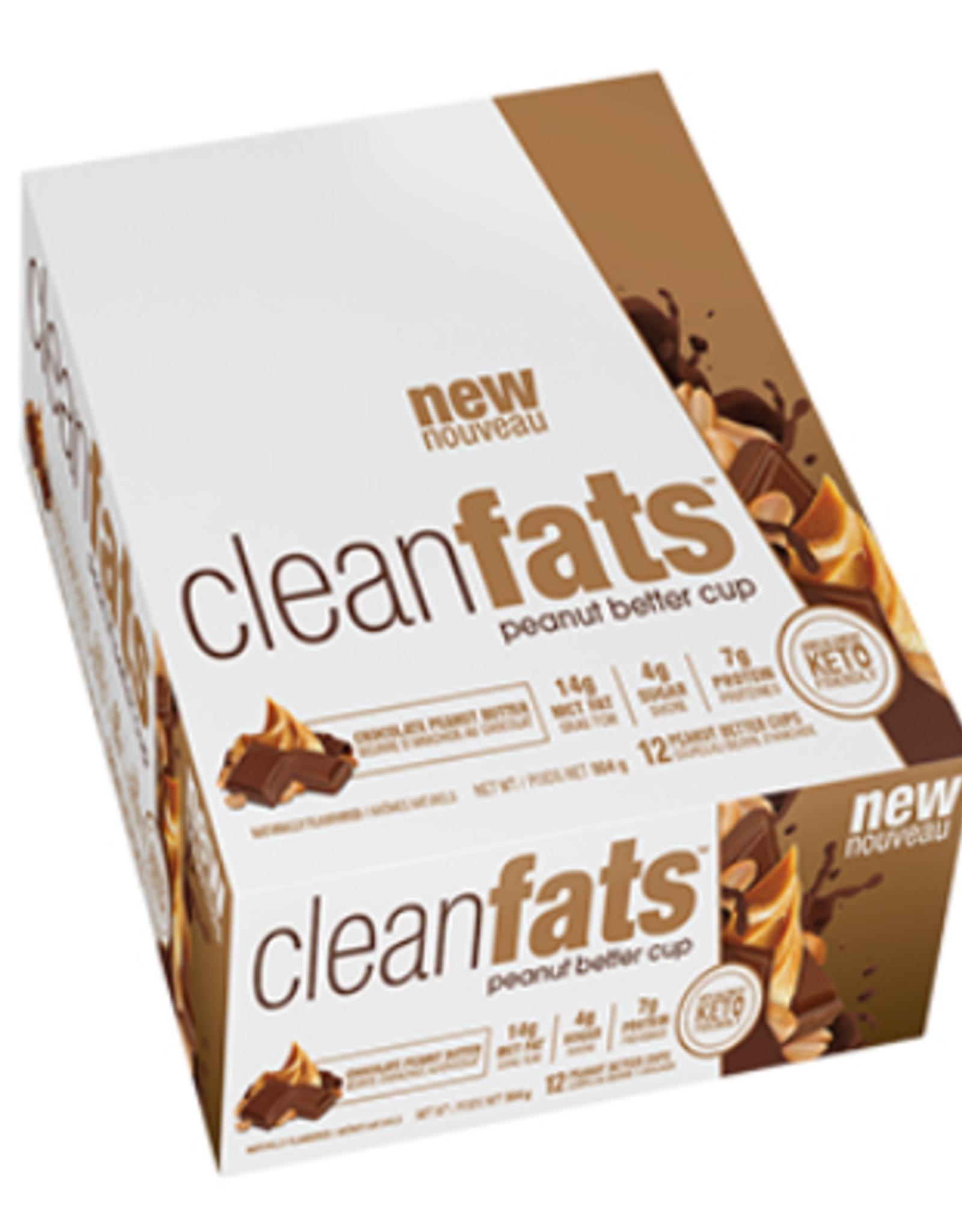 Clean fats Clean Fats - Peanut Butter Choc, 42g