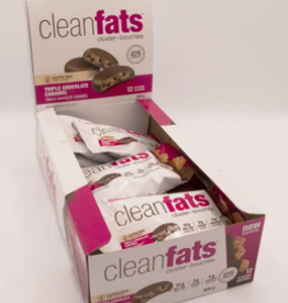 Clean fats Clean Fats - Triple Choc. Caramel, 42g