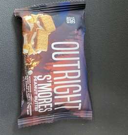 Outright Outright - Baked Bars - S'Mores Peanut Butter, 60g