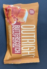 Outright Outright - Baked Bars - Butterscotch Peanut Butter, 60g