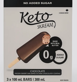 Skream Skream - Ice Cream, Chocolate-Box of 3 (300 ml)