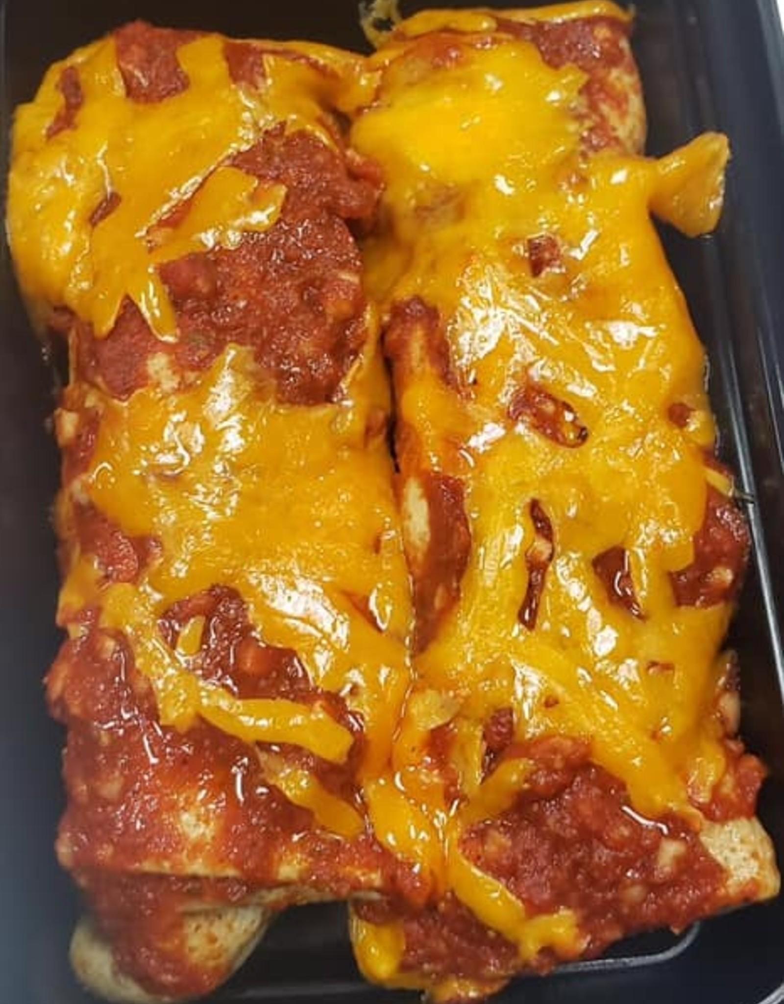 Locally Baked Outlet Locally Baked Outlet - Chicken Enchiladas