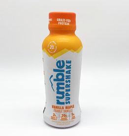Rumble Rumble Super Shake - Vanilla Maple,(355 ml)
