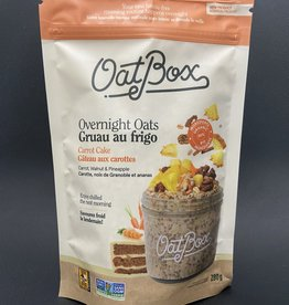 OatBox OatBox-Overnight Oats, Carrot Cake-300g