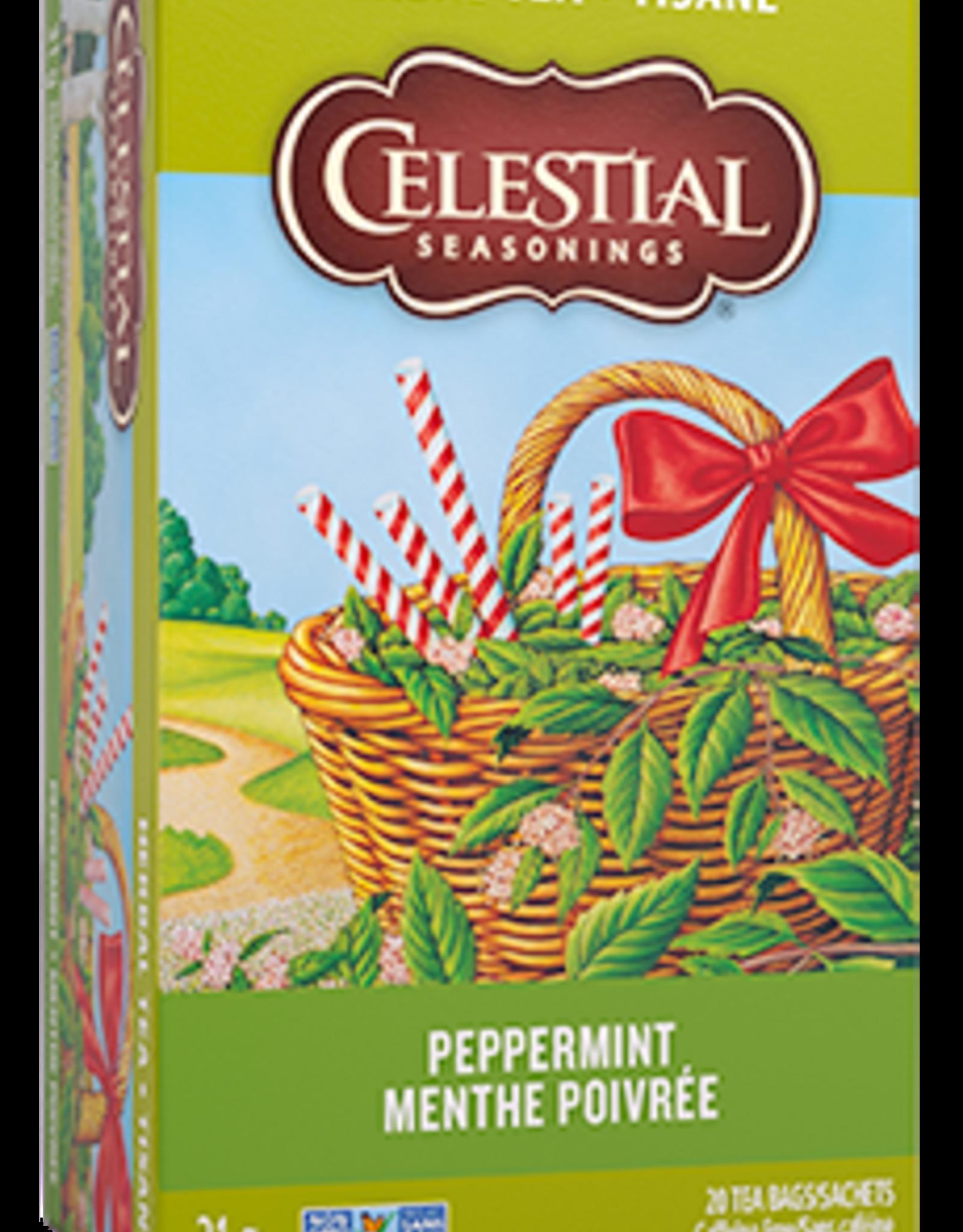 Celestial Seasonings Celestial Seasonings - Tea, Peppermint (31g)