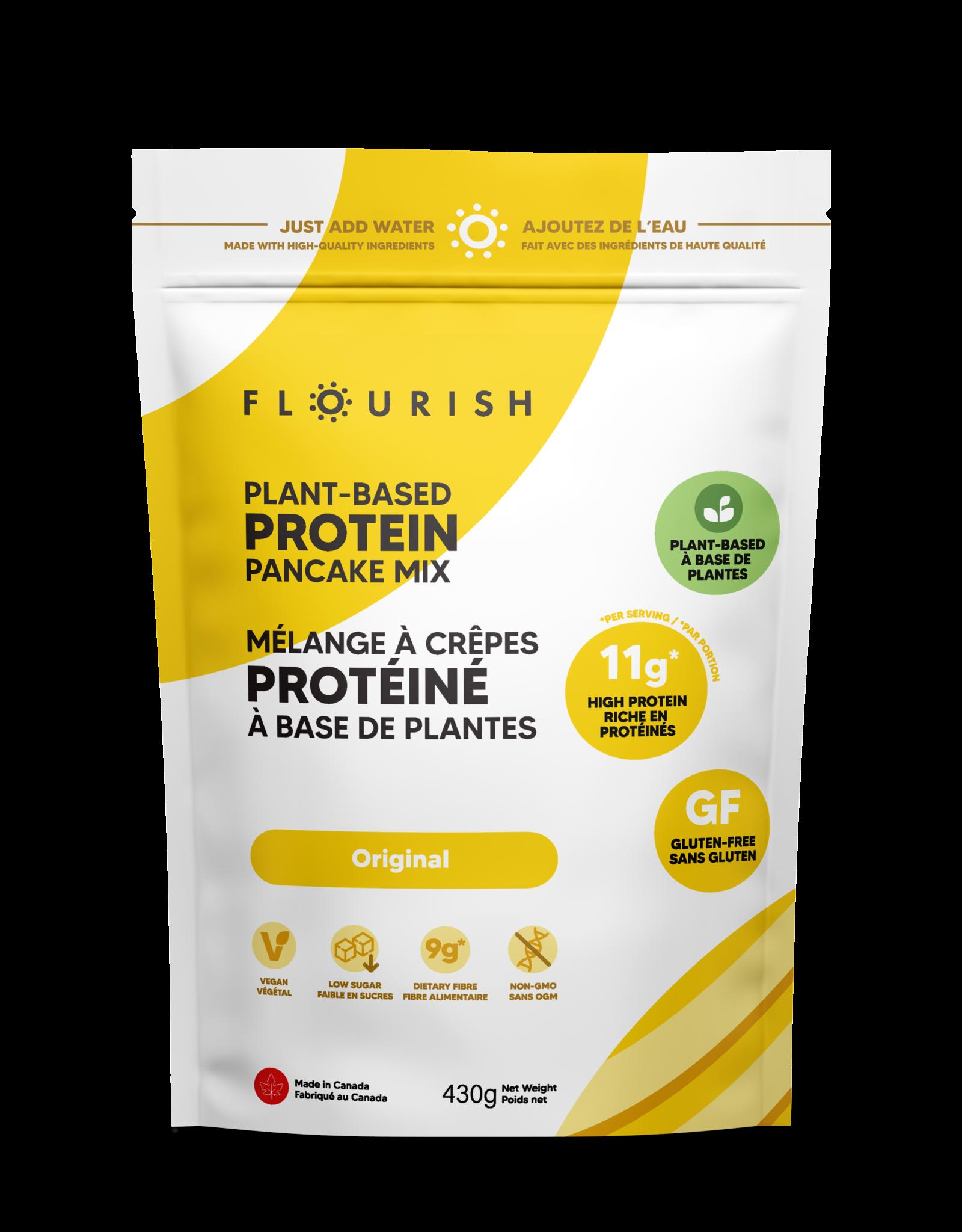 Flourish Flourish - Pancake Waffle Mix Plant Based Original (430g)