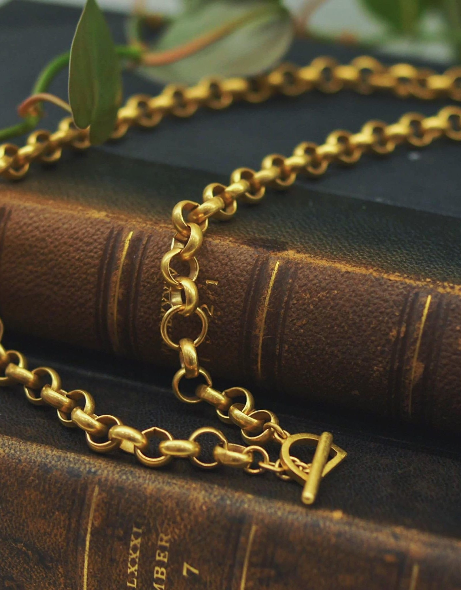 Dean Davidson Rolo Chain Necklace