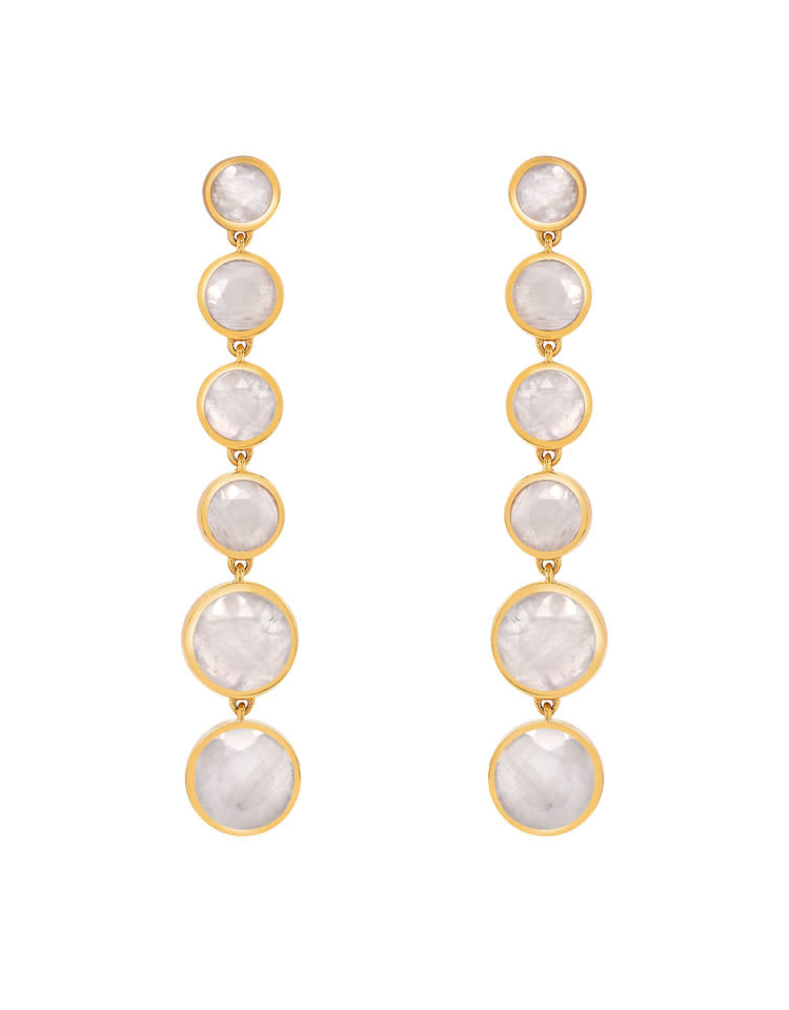 Dean Davidson Core 6-Gem Iconic Earrings