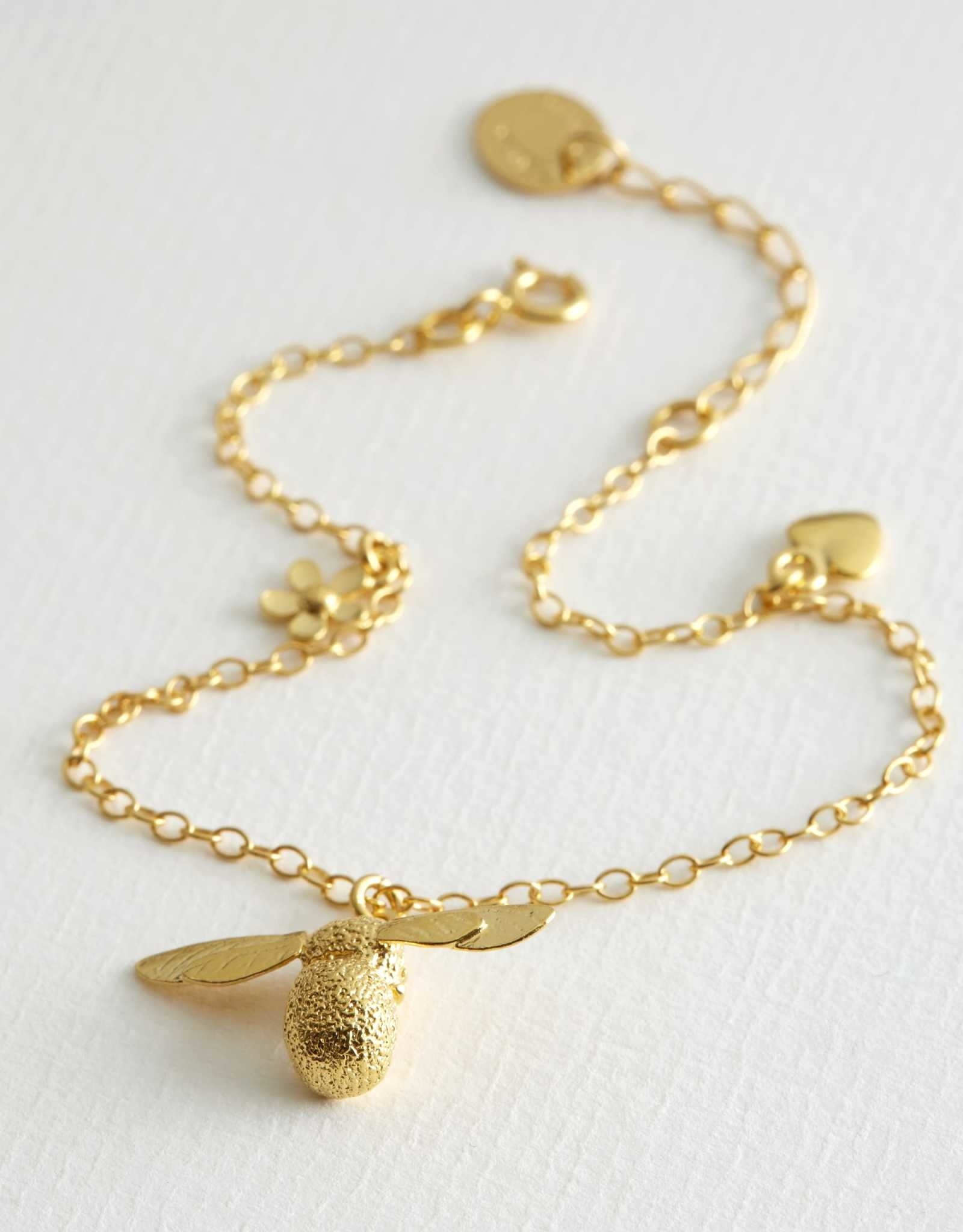 Alex Monroe Baby Bee Bracelet