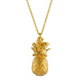 Alex Monroe Pineapple Necklace