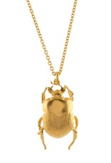 Alex Monroe Dor Beetle Necklace