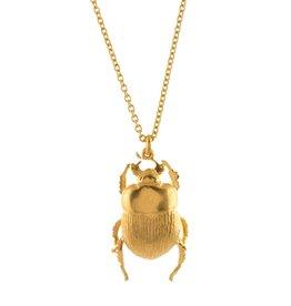 Alex Monroe Dor Beetle Necklace