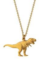 Alex Monroe Tyrannosaurus Rex Necklace