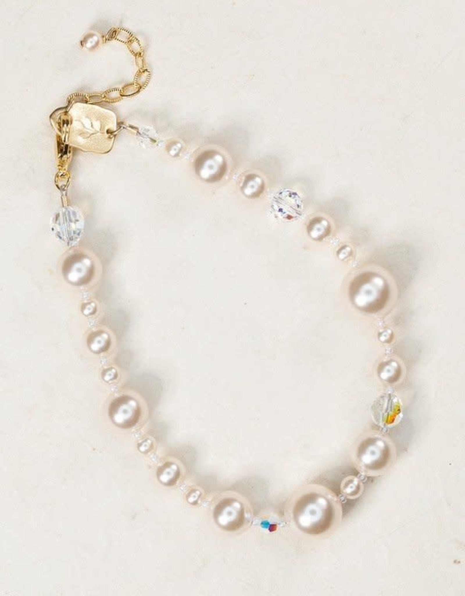 Holly Yashi White Classic Pearl Necklace