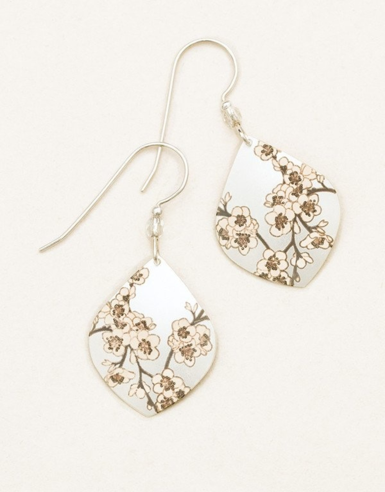 Holly Yashi Silver Spring in Bloom Earrings