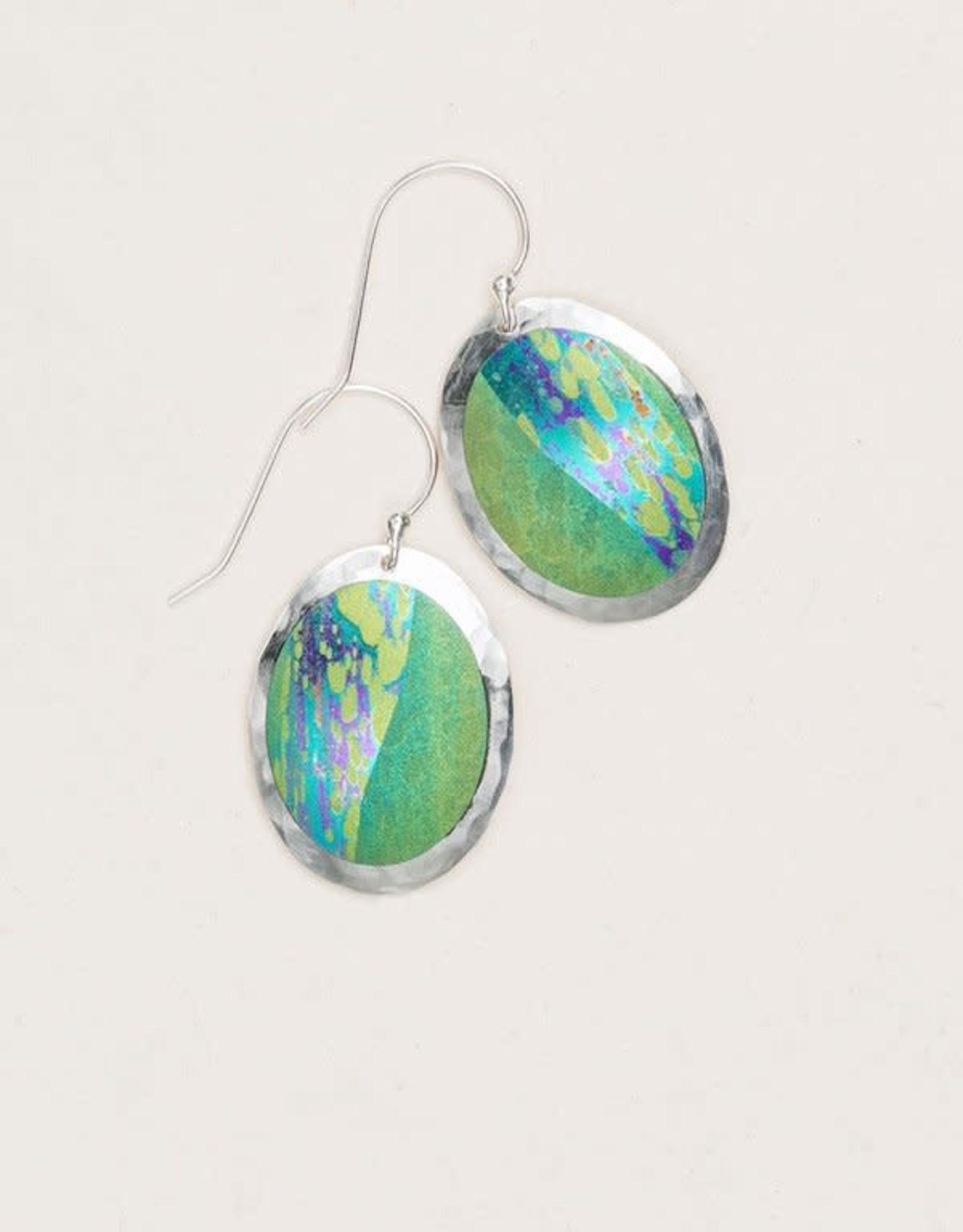 Holly Yashi Green Ocean Reverie Earrings