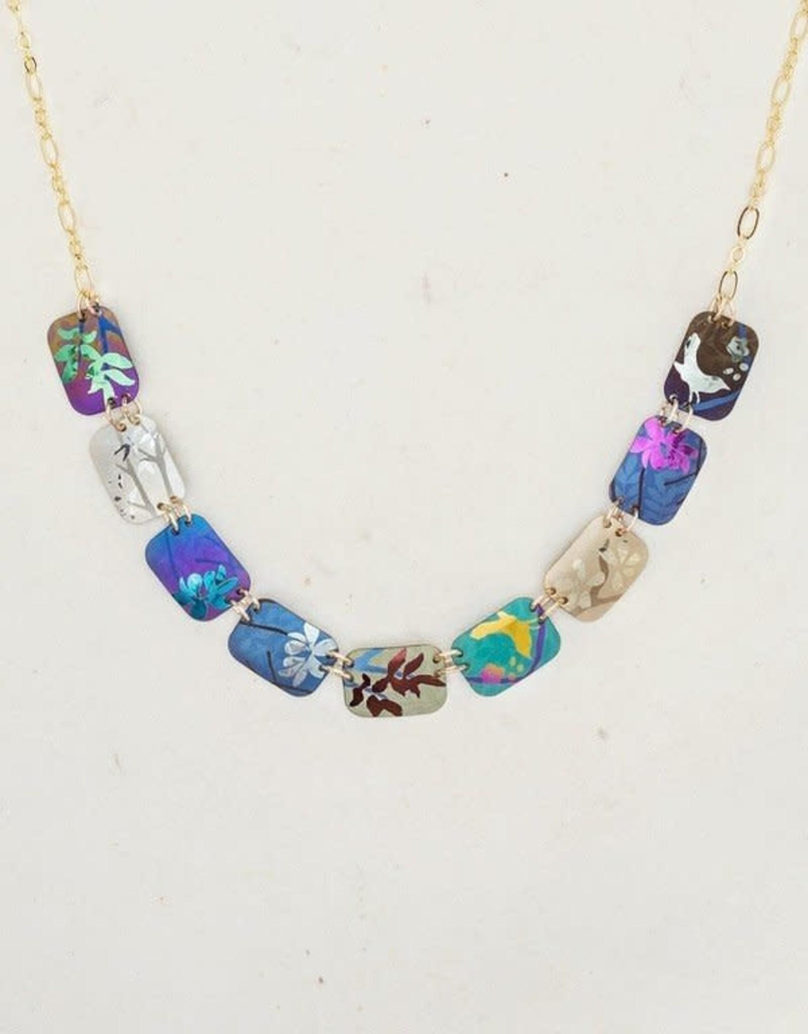 Holly Yashi Multi Garden Delight Necklace