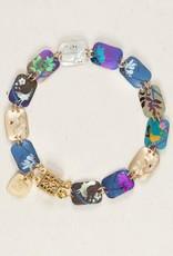 Holly Yashi Multi Garden Delight Bracelet
