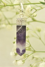 Nomad Crystals Plain Crystal Necklace