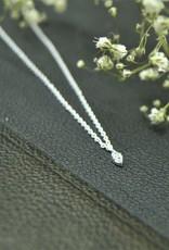 Tashi Tiny Double Stone Necklace