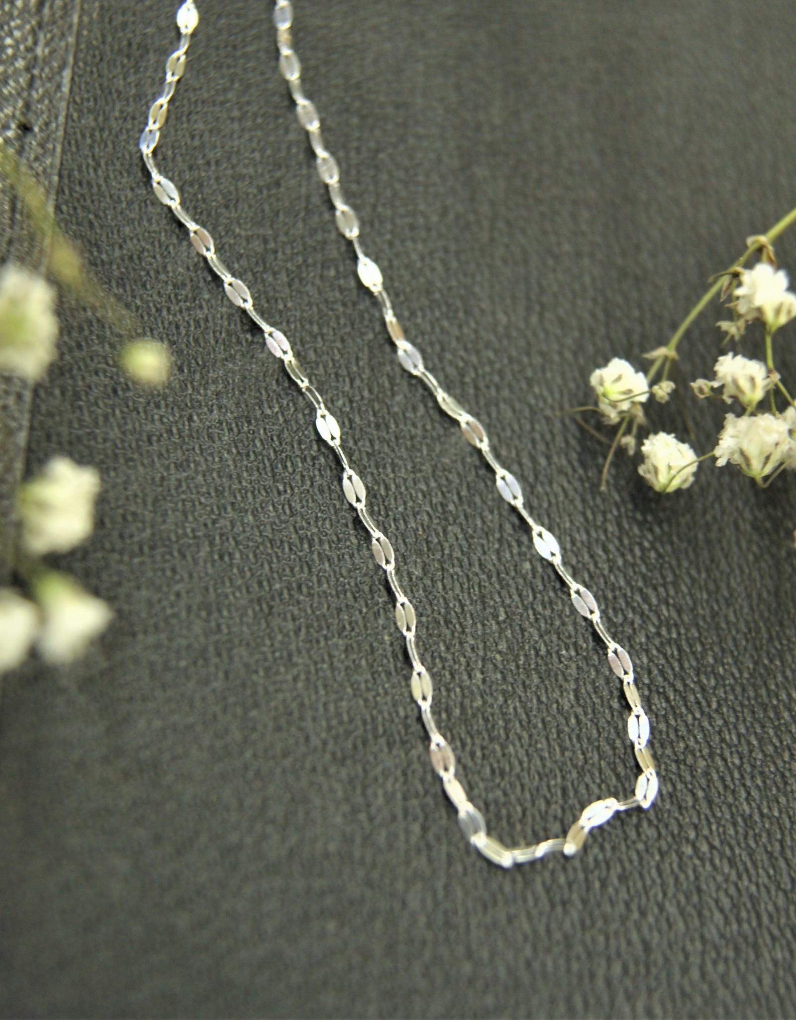 Tashi Mirror Chain Necklace