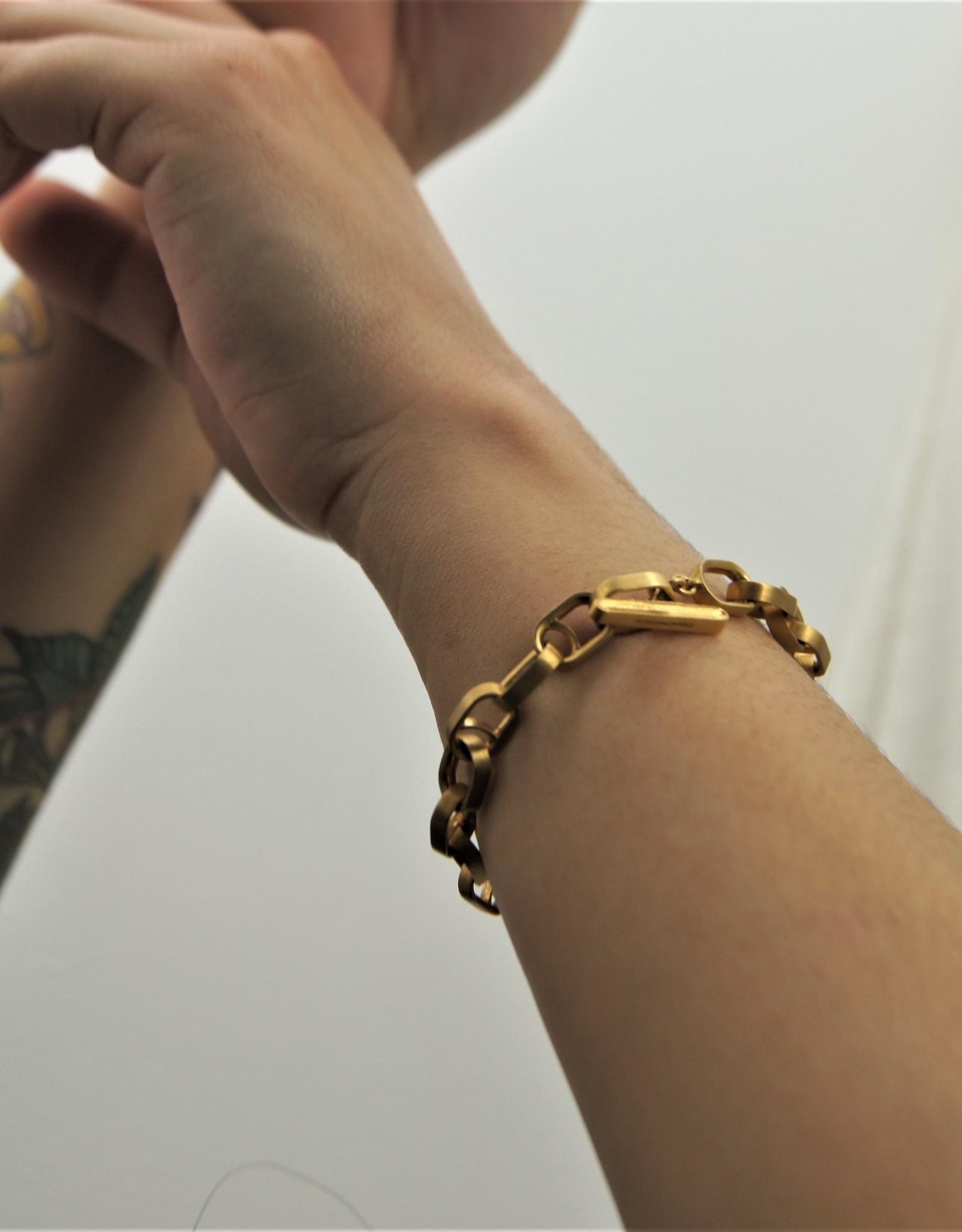 Dean Davidson Manhattan Chain Link Statement Bracelet