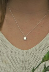 Tashi Padlock Necklace