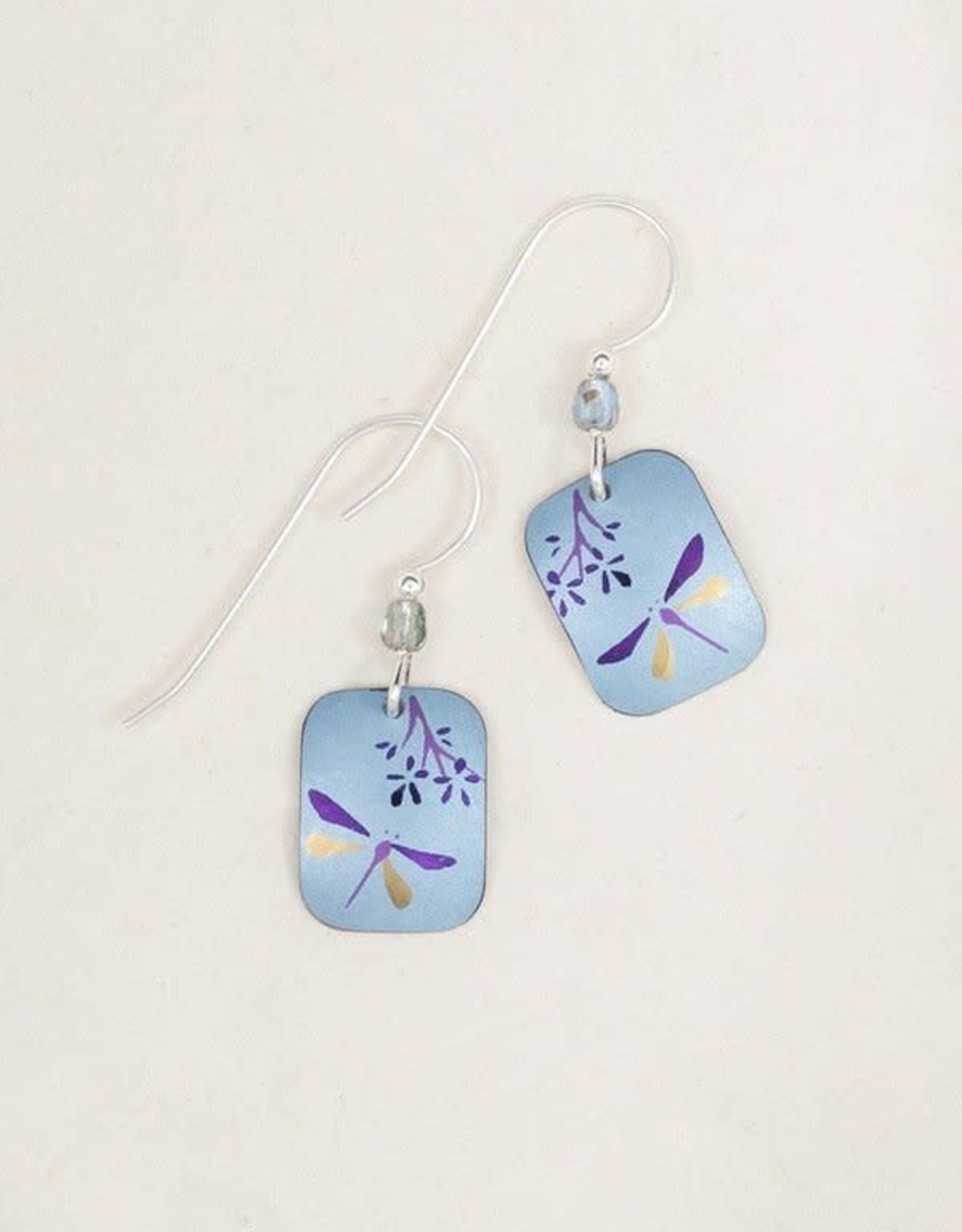 Holly Yashi Blue Garden Party Earrings