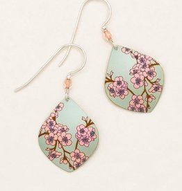 Holly Yashi Sage Spring in Bloom Earrings