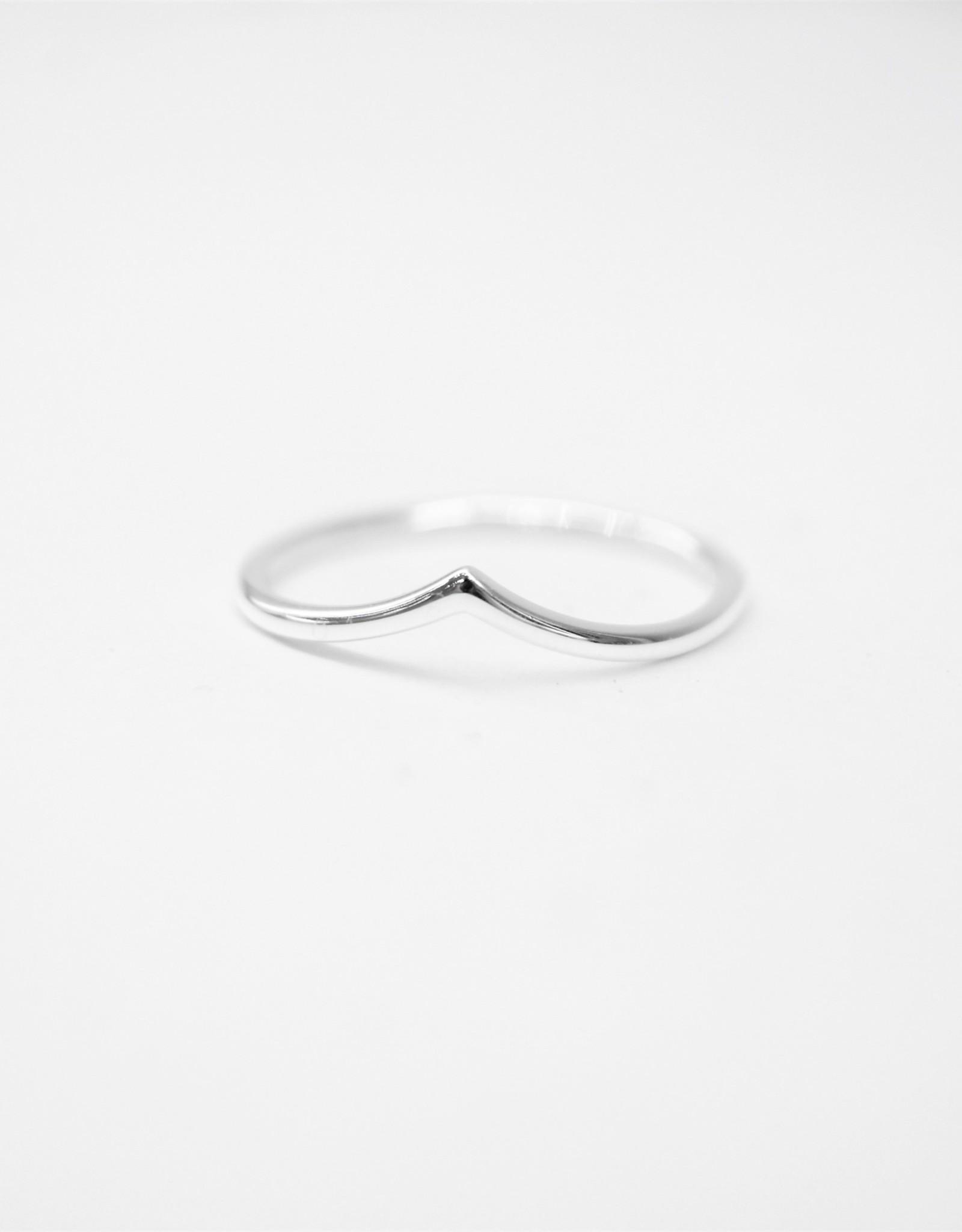Tashi Chevron Ring