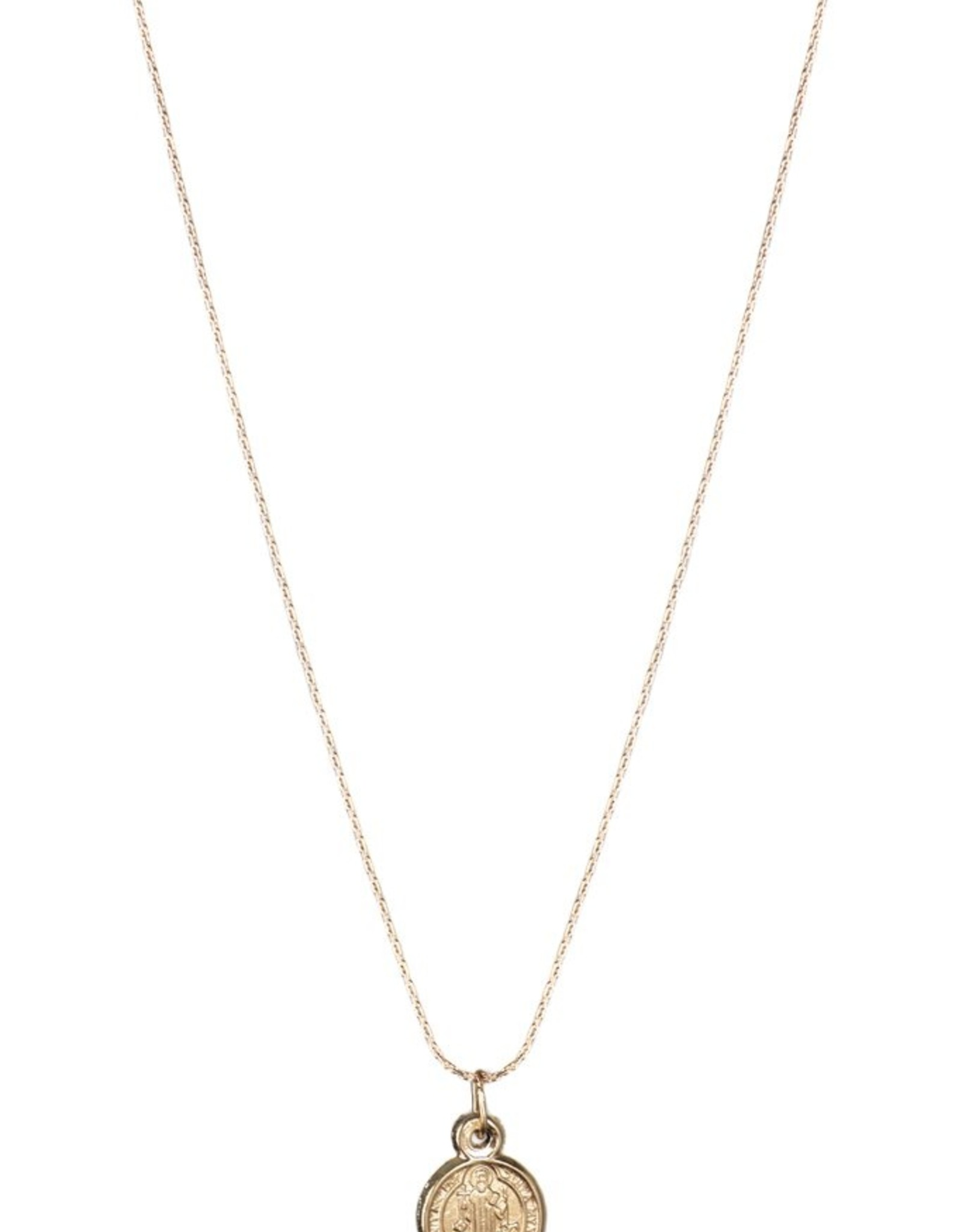 Lisbeth Roma Necklace Gold Fill